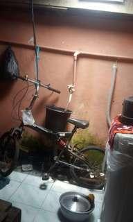 Sepedah lipet