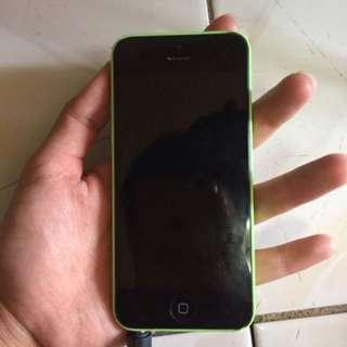 iPhone 5c 16gb globelocked