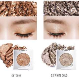 BBIA@SG/ Free Postage/ BBIA Jewel Eyeshadow 2g/ 5 Colour/ Super Glitter