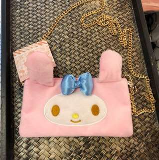 Melody銀包 purse