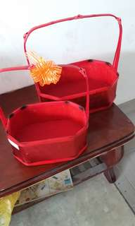 Basket for hamper