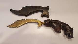 Vintage Kujang sulawasi