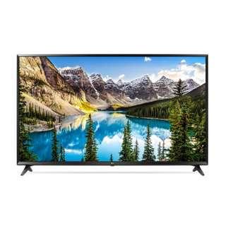 LG 55 inch. UHD 4K Smart TV 55UJ632T