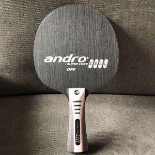 Andro Super Core CELL OFF - Table Tennis Blade