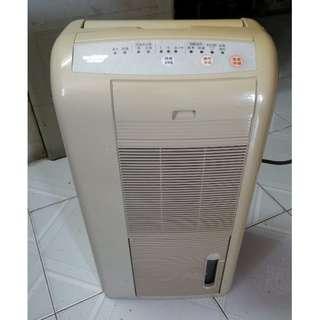 日本 SHARP DW-56SF 乾衣 空氣淨化 抽濕機