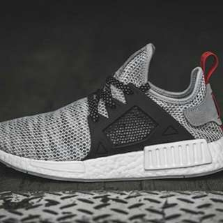 Adidas NMD XR1 Footlocker Exclusive Onyx Grey