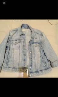 Jeans jacket GAP