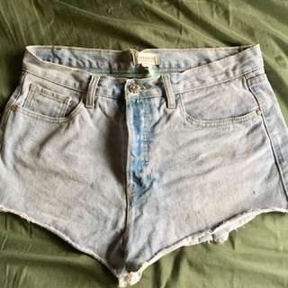 Denim Shorts REPRICED!!