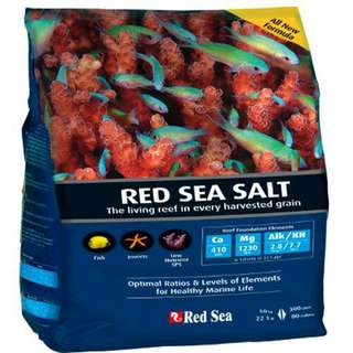 Red Sea Salt(marine salt)