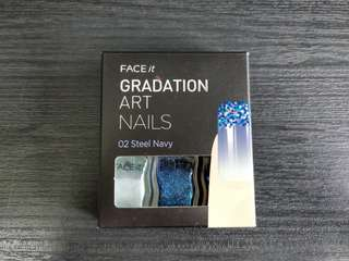 Gradation nail polish set