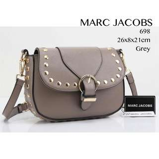 Tas wanita slingbag  Marc Jacobs Crossbody With Studed 698#A422*