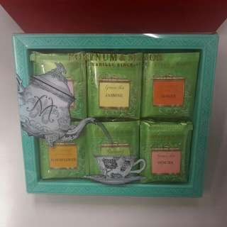 60包 London Green Tea Teabag 禮盒, LandCrawford, 連卡佛