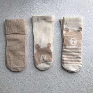 ✨Natures Purest 全新初生嬰兒襪子 socks for new born✨