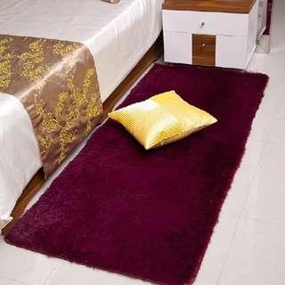 (新款超推)超手感長毛 棉柔防滑絲毛防滑地毯  地墊 超高cp值