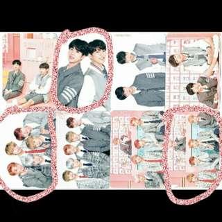 [WTB] BTS 4th Muster Mini photocard