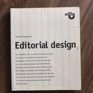Editorial Design- Yolanda Zappaterra