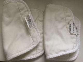 Original ergo baby drool pads