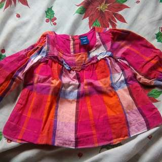 Long Sleeve Top for Baby