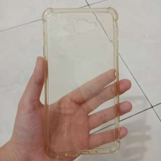 Anticrack soft case J7 prime