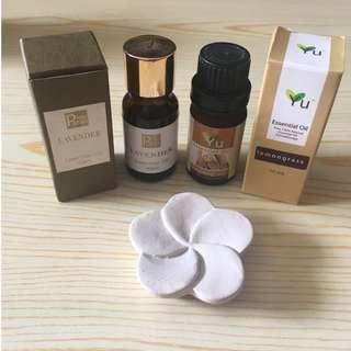 Essential Oils with Ceramic Diffuser