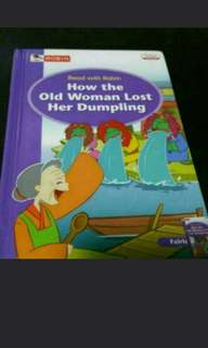 Robin Series - How the Old Lady Lost Her Dumpling