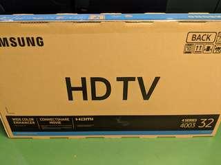 Samsung ua32j4003 HD TV