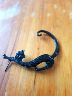Pussy Cat cuff ear ring (IN STOCK NOW)