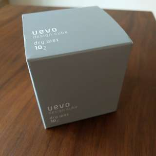 Uevo Design Cube Hair Wax
