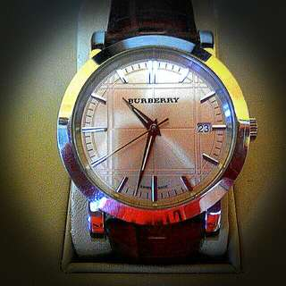 Burberry limited edition unisex Watch