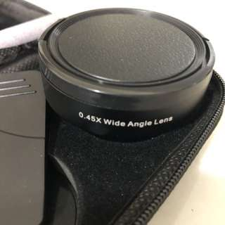 AUKEY Camera Lens Wide-Angle Clip-On iPhone Lens