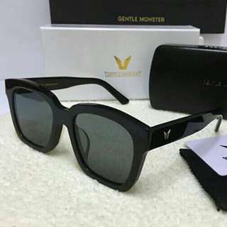 GENTLE MONSTER THE DREAMER BLACK (POLARIZED)