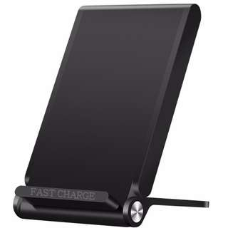 Qi 3 Colis Wireless Fast Charger (Foldable) 3線圈雙模Qi快速無線充電器
