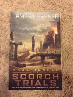 Scorch Trials The maze Runners