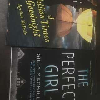 2 X YA books