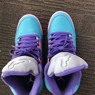 Air Jordan 5 women shoe