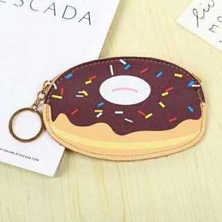 Sale! Kawaii food character coin purse wallet
