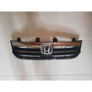 Honda Stream RN6 Front Grille