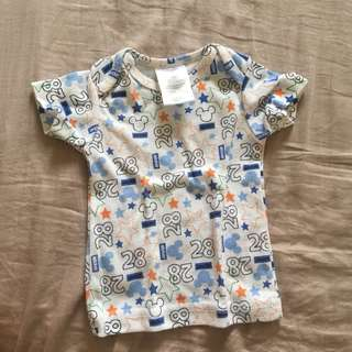 Mickey Mouse Shirt for baby boy