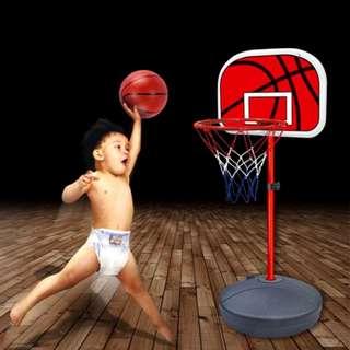 Basketball Court for Kids