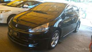 Mitsubishi Grandis 2.4 (A) High Spec