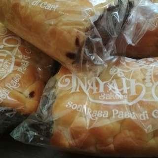 Roti manis home made