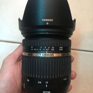 Tamron 17-50mm f2.8 for canon