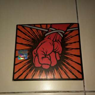 Metallica - St Anger set with DVD live