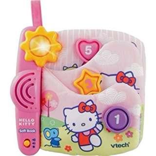 VTech Baby Hello Kitty Soft Book