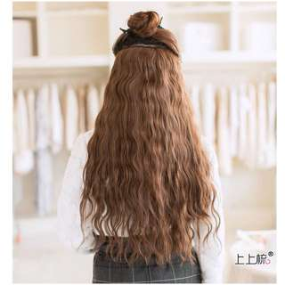 Hair Extension Perm Type