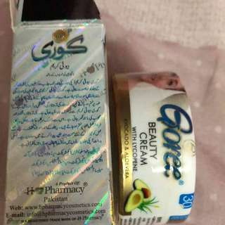 Goree Cream and Soap