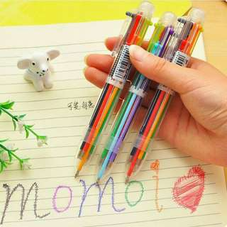 Pen 6 warna