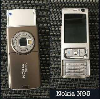 NEW NOKIA N95 JADUL