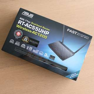 Asus Wireless Router RT-AC55UHP