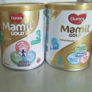 Mamil Gold Stage 2 & Stage 3 (400g)